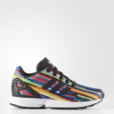 low priced 88127 fba14 adidas - ZX Flux Shoes Core BlackCore BlackCore Black S76305 Marvel Shoes