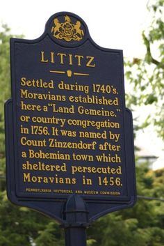 Lititz s storied history begins in 1756 but the charming town didn t  officially incorporate until 478d02a8c9