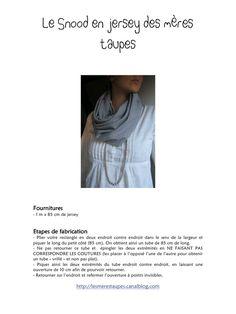 Le Snood en jersey des mères taupes.pdf par Mylene - Fichier PDF