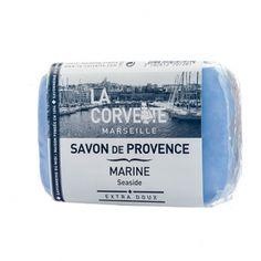 Jabón de la Provenza. Aroma Marino. Aceites vegetales. Sin parabenos. #cosméticanatural #jabonprovenza #jabónnatural #lacorvette