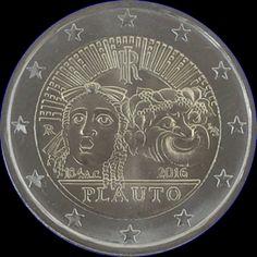 Italia 2€-2016 _Plauto_