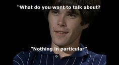 Ian Brown and John Squire interview 1989. Ian understands.