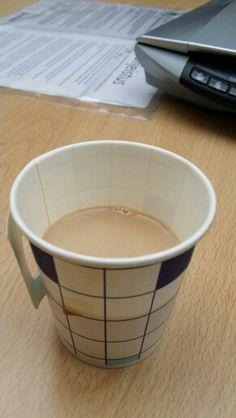 Regular coffee @ School