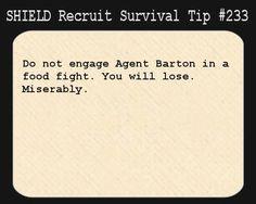 SHIELD Survival Tip #233