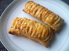 Kaasbroodjes met bladerdeeg - OhMyFoodness Blog Archive » OhMyFoodness