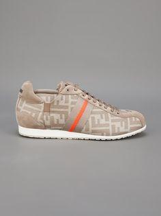 FENDI - monogram sneaker 2