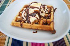 Disto e Daquilo: Waffles