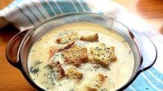 Сырный суп, который полюбят и взрослые и детки!