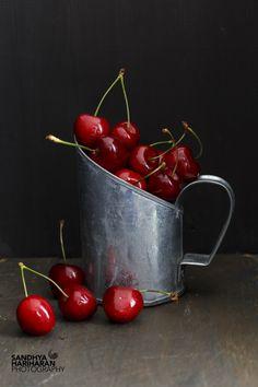Cherries | Sandhya's Kitchen - Sandhya Hariharan