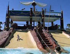 Golfland Sunsplash Water Park in Mesa, AZ  http://www.golfland.com/mesa/
