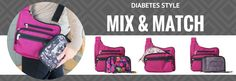 Sugar Medical: diabetes supply bags