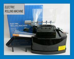 Automatic Cigarette Tobacco Injector Electric Machine c77,,