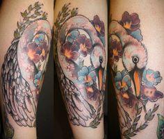 leigh's swan. charlotte ross