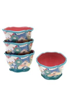 Tracy Porter® For Poetic Wanderlust® 'Scotch Moss' Ice Cream Bowls (Set of 4) | Nordstrom