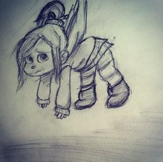 Little girl;)