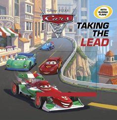 Taking the Lead (Disney/Pixar Cars 2) (Puzzle Book) @ niftywarehouse.com #NiftyWarehouse #Disney #DisneyMovies #Animated #Film #DisneyFilms #DisneyCartoons #Kids #Cartoons