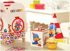 PartyBell.com - Pocoyo Basic Party Pack
