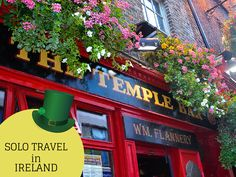 Best Places to Travel Solo: Ireland