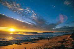 Home to some of the most impressive waves in the world and largest professional-surfing competitions, J-Bay (Jeffreys Bay) South Africa is on my to-visit list! Oh The Places You'll Go, Places To Travel, Surfer Magazine, Out Of Africa, Future Travel, Ciel, Strand, The Great Outdoors, South Africa