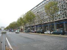 Avenue de la Grande Armée.
