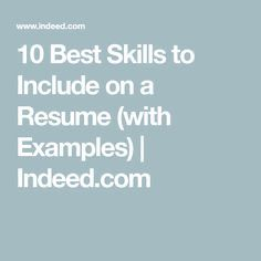 Learn how to highlight 10 common skills employers look for on your resume, how to choose between hard and soft skills, and more with Indeed Career Guide. Resume Skills List, Resume Advice, Job Resume, Best Resume, Career Advice, Interpersonal Communication, Communication Skills, Functional Resume, Time Management Skills