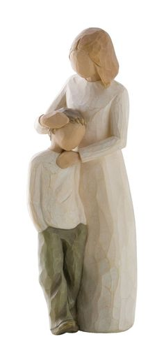 Amazon.com - Willow Tree Mother and Son - Collectible Figurines