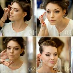 bridal makeup details www.tugceyildiz.com