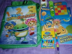 Gelo's Umizoomi 2nd Birthday Party | CatchMyParty.com