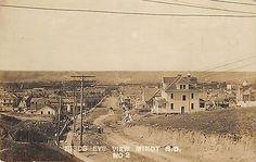 Minot, North Dakota