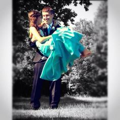 Prom pictures<3 #cute #somethingblue