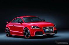 Audi TT RS Plus. Beautiful!