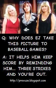 EJ: He's been around. But not as much as this trio.