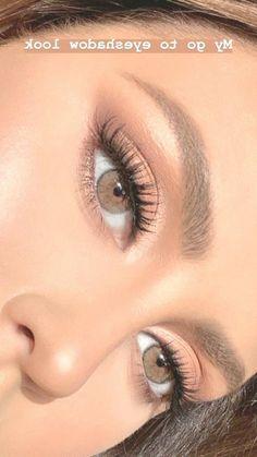 Makeup Trends, Makeup Inspo, Makeup Inspiration, Makeup Ideas, Makeup Hacks, Natural Eyes, Natural Eye Makeup, Natural Women, Eyeshadow Makeup