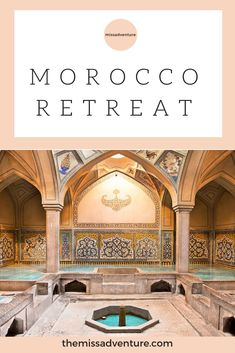 10 reasons why you should join our 8 day luxury Morocco retreat for women only!
