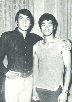 BIG BOSS - Bruce Lee et Tony Liu