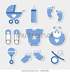 Find Baby Boy Shower Design Icons stock images in HD and millions of other royalty-free stock photos, illustrations and vectors in the Shutterstock collection. Thousands of new, high-quality pictures added every day. Juegos Baby Shower Niño, Dibujos Baby Shower, Fotos Baby Shower, Imprimibles Baby Shower, Moldes Para Baby Shower, Baby Shower Clipart, Baby Shower Photo Booth, Baby Boy Shower, Shower Bebe