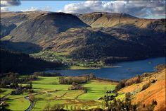 Glenridding and Ullswater, Eden Valley & North Pennines. Visit www.lakesandcumbriatoday.co.uk for more inspiration from the biggest-selling visitor guide to the Lake District & Cumbria.