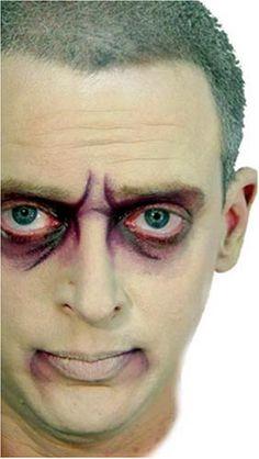 haunt makeup ideas | ... makeup kit what you get ghost makeup powder glitter applicators makeup