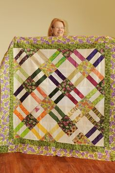 Quilting With Margaret
