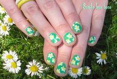 Daisy Nails Daisy Nails, Love Nails, Flower Power, Finger, Nail Designs, Make Up, Nail Art, Nail Ideas, Flowers