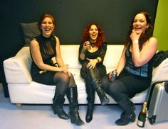 Charlotte,Marcela,Marjan
