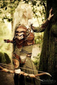 Telkze Huntress
