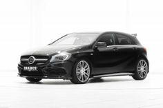BRABUS: Upgrade für Mercedes die A45 AMG
