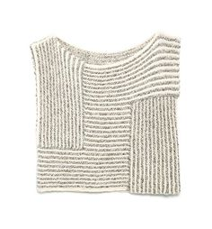 Sideline top | by Wool and the Gang | Made from the perfectly weighted blend of 100% Alpaca and 100% pima cottonm | €82