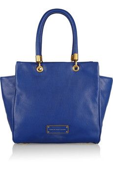 Too Hot To Handle Bentley leather trapeze bag by Marc by Marc Jacobs