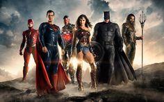 Liga da Justiça – Começa a Reunião Épica dos Super-Heróis http://bit.ly/2a8Mtmu