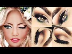 Maquiagem especial para Pocahontas - YouTube