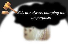 ASD CBT Video for Children Number 7: When Your Mind Blames Too Much - YouTube