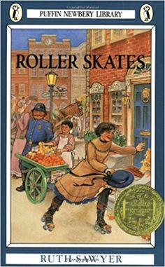 In this Newbery Award winner, 10-year-old Lucinda explores New York CIty in the 1890's on roller skates and makes friends wherever she goes. She reads Shakespeare with her uncle, puts on her own production of The Tempest, creates a magical Christmas for a little girl from an impoverished family, helps a family protect their fruit stand from attacks by rowdy boys, and has picnics in a vacant lot , among other adventures. For older children as there is some tragedy.