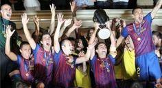FC Barcelona Campeón de la Supercopa de Europa 2011